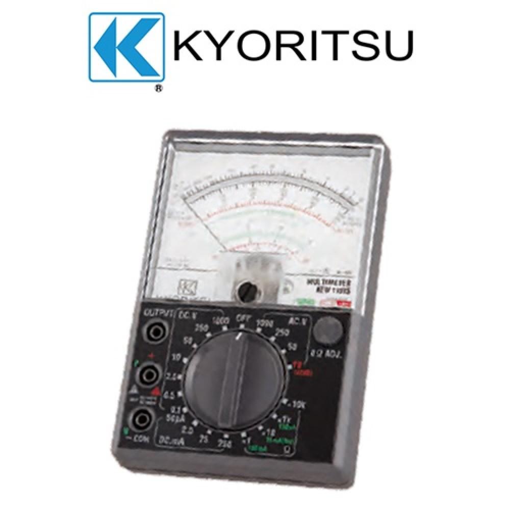 Kyoritsu Analogue Multimeters KEW 1109S
