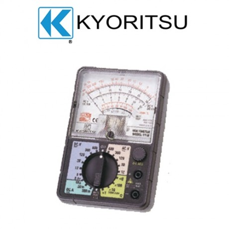 Kyoritsu Analogue Multimeters KEW 1110