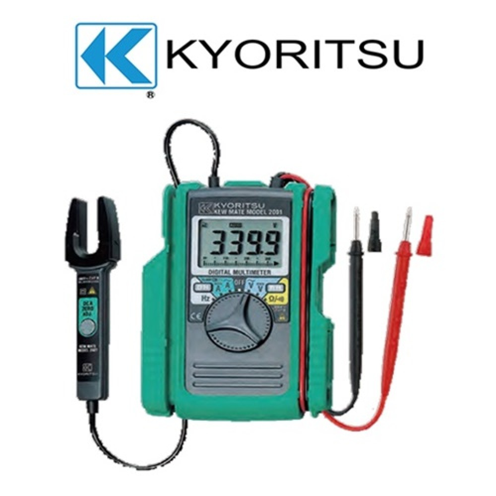 Kyoritsu Digital Multimeter 2001