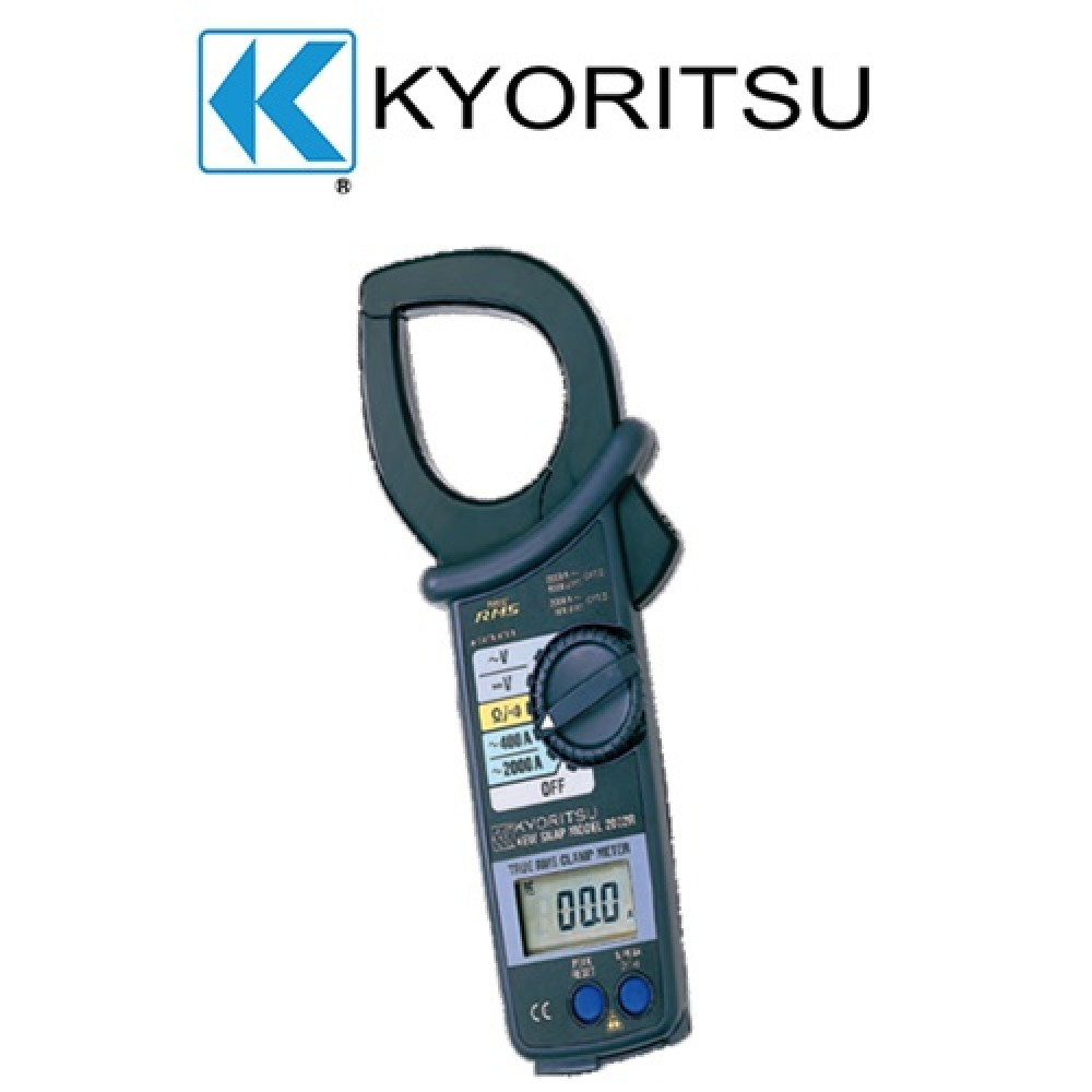 Kyoritsu Digital Clamp Meters MODEL 2002R