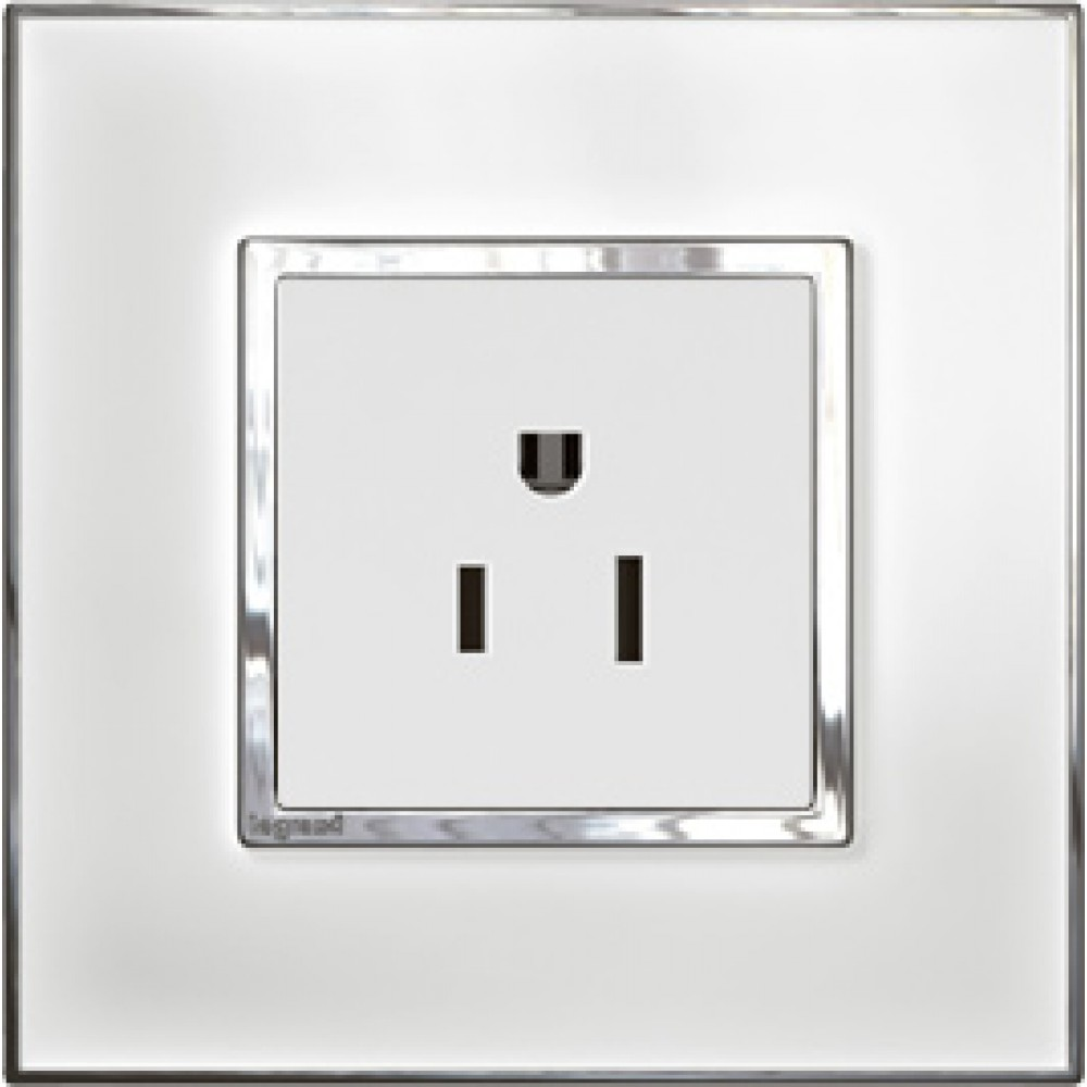 Legrand American type socket outlet