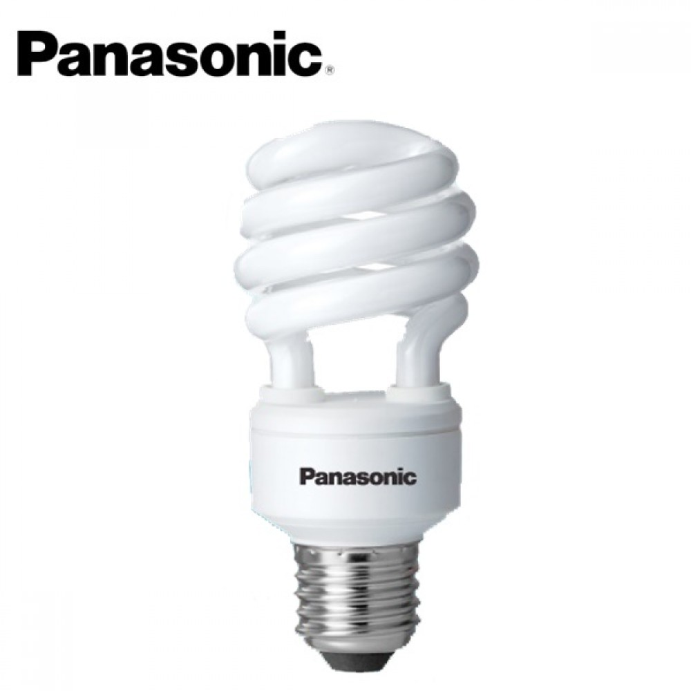 Panasonic Light Capsule ECO (Spiral) LAMP 5 Watt soft